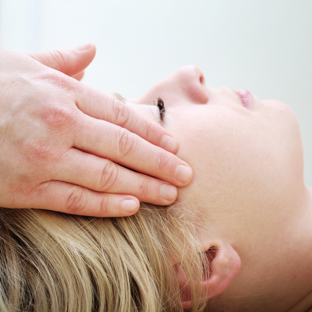 Swedish Holistic Massage - Head